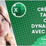 Créer un tableau croisé dynamique avec Excel