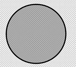 Aperçu du changement d'aspect de l'ellipse