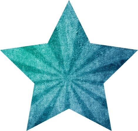 Exemple de texture appliquée à une étoile