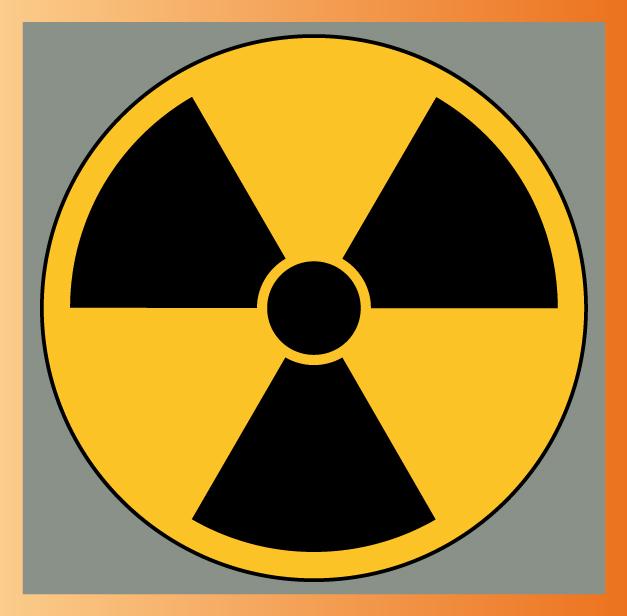 Nucléaire créé sur Illustrator