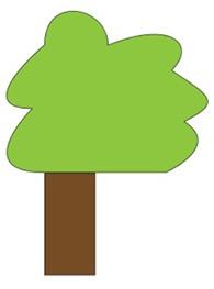 Exemple d'arbre dessiné à la plume