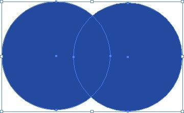 Exemple de cercles identiques