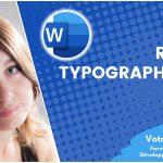 Les règles typographiques et de la langue française #2