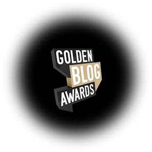Logo Golden Blog Awards 2015