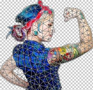 deformation de la marionnette photoshop