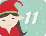 11e jour du calendrier de l'Avent