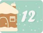 12e jour du calendrier de l'Avent