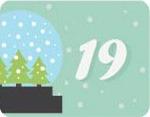 19e jour du calendrier de l'Avent
