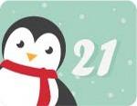 21e jour du calendrier de l'Avent