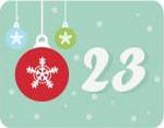23e jour du calendrier de l'Avent