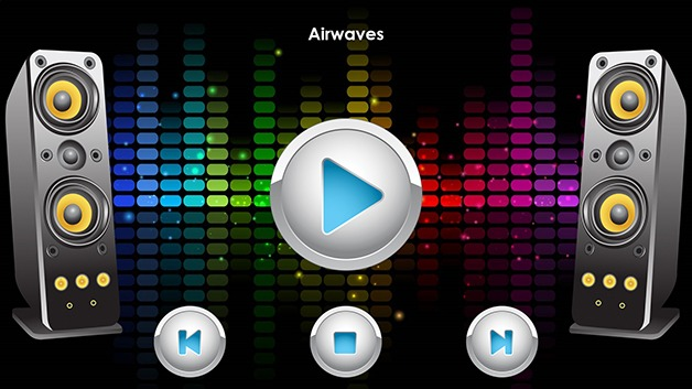 Créer un diaporama pour une playlist avec PowerPoint