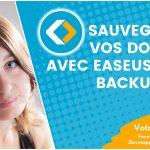 Sauvegardez vos données avec EaseUS Todo Backup Free