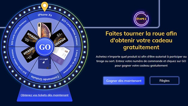 Le jeu du Black Friday