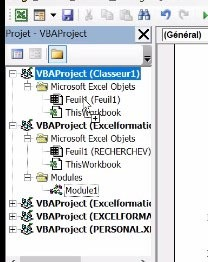 Dupliquer un module Excel