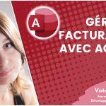 Gérer sa facturation avec Access (MAJ du tutoriel Créer une facture avec Access)