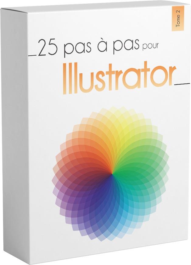 25 pas-à-pas pour Illustrator
